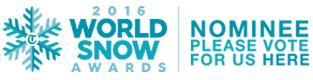 World snow awards nomination