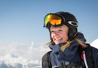 Emma Cairns photo - BASI Trainer Verbier