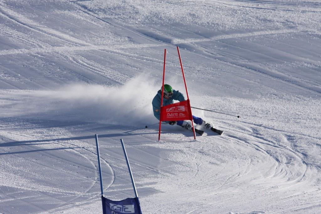 Jake Gough Ski Instructor Verbier | Race Training