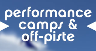 Verbier off piste lessons and performance camps