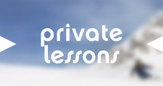 Private ski lessons Verbier