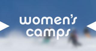 Verbier women's ski lessons