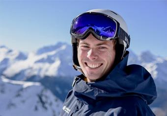 Will ski instructor Verbier