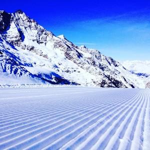 Element Peak Leaders ski instructor training 2