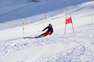 Element Peak Leaders ski instructor training 3