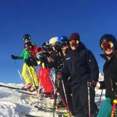 Peak Leaders Ski Instructor Training: Day 1