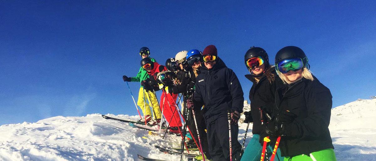 Peak Leaders Ski Instructor Training: Day 1 | Element Ski School Verbier
