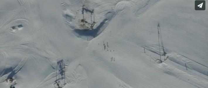 Ski Instructor Training Video, Saas Fee 2015