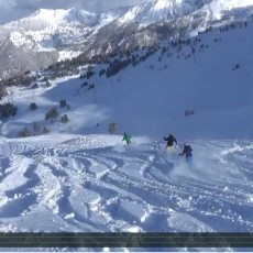 January update on snow and generally how amazing Verbier is…
