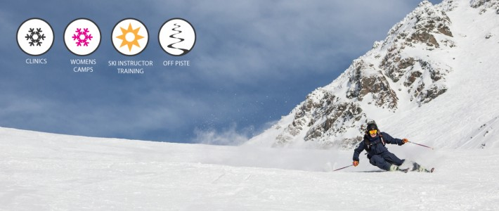 Take your skiing to the next level