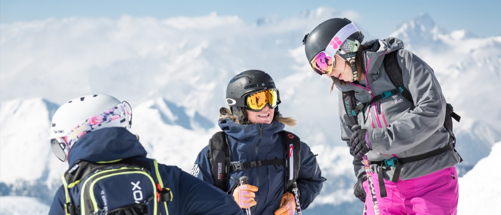 BASI Level 3 Training in Verbier