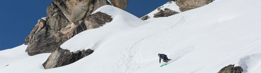 Ski Instructor - Jake in Verbier