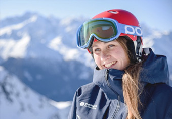 Sophie Expert British Ski Instructor