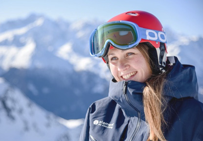 Sophie - Verbier Ski Instructor
