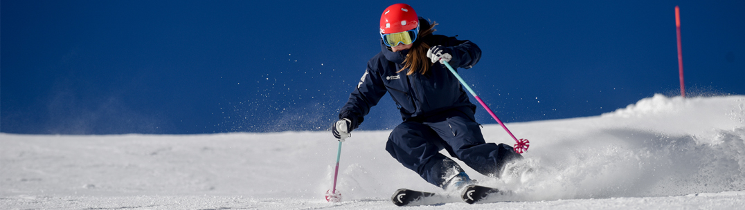 Ski Instructor - Sophie in Verbier