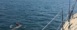 Swimming Lake Geneva: The big day…
