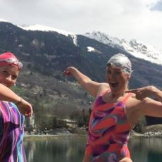 Swim Lake Geneva: The challenge
