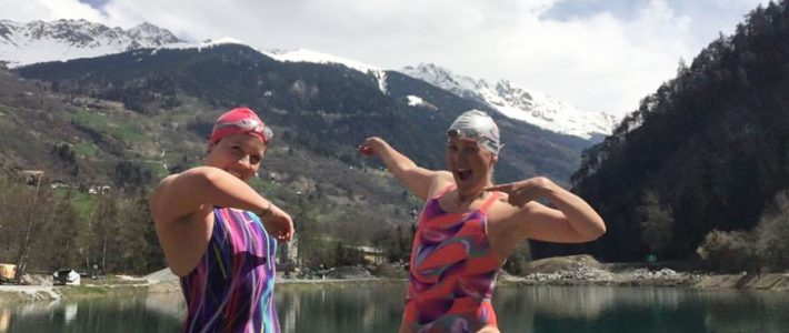 Swim Lake Geneva: The challenge