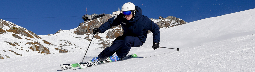 Ski Instructor - Will in Verbier