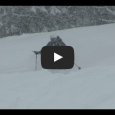 Snow is back in Verbier