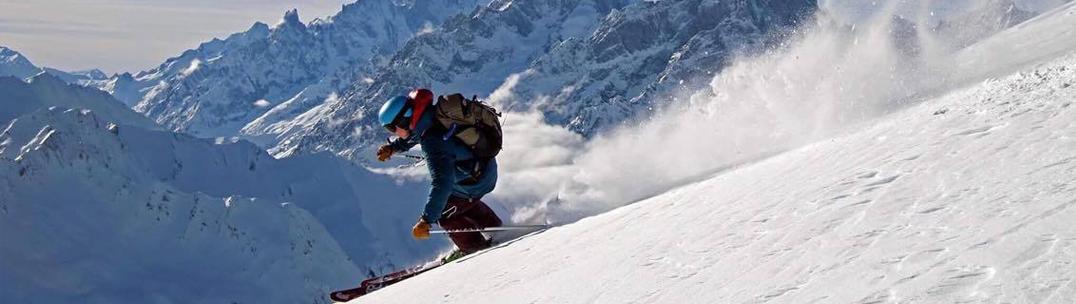 Ski Instructor - Jack in Verbier