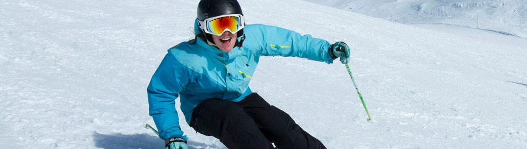 Ski Instructor - Lottie in Verbier