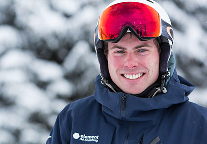 Will photo - Verbier ski instructor BASI 4