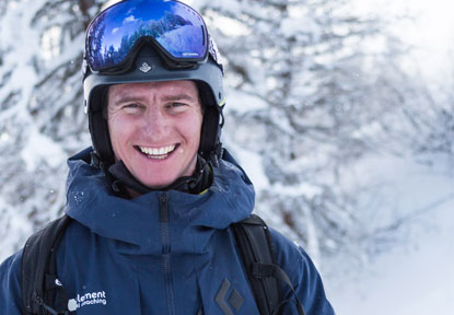Jake - Verbier Ski Instructor