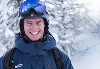 Jake - Verbier Ski Instructor