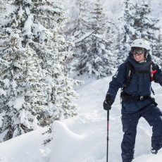 ISIA Training – How to approach Off-piste skiing