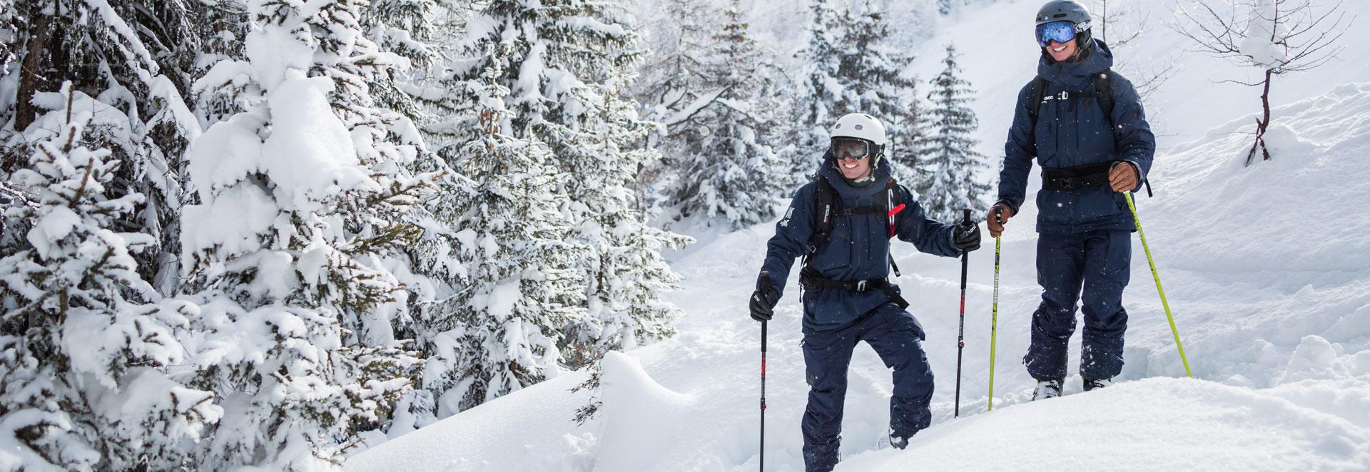 Verbier off piste ski lessons