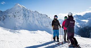 Verbier ski lessons