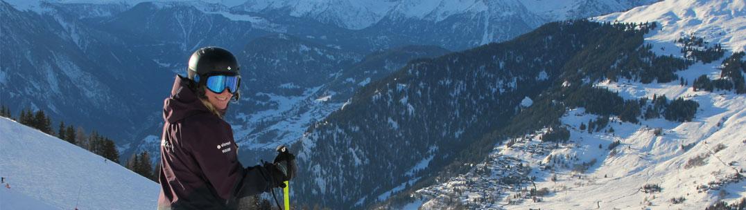 Ski Instructor - Tom in Verbier