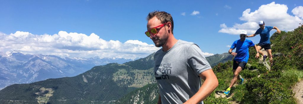 Verbier fitness runs