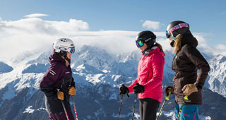 Verbier women's camps