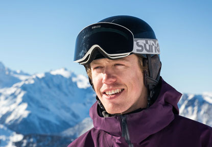 Jack photo - english speaking ski instructor Verbier
