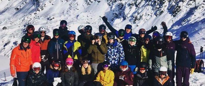 An update from a very snowy Verbier