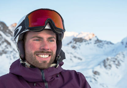 BASI Trainer Will Peek - Level 3 training Verbier