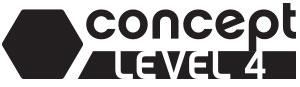 Concept BASI Level 4 training logo