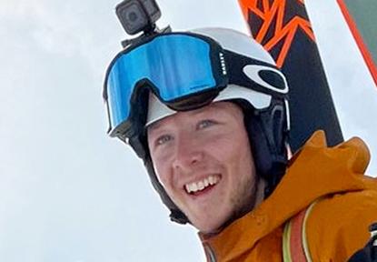 Alex photo - British ski instructor Verbier